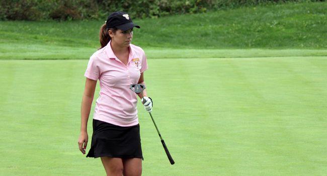 Kleckner Sets Record as Crusaders Finish Up Golfweek Program Challenge