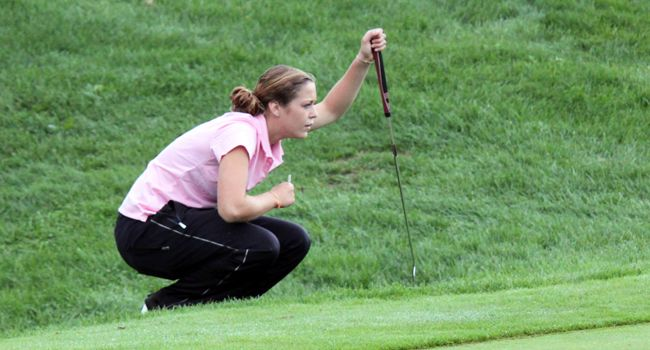 Crusader Women's Golf Continues 2013 Fall Campaign
