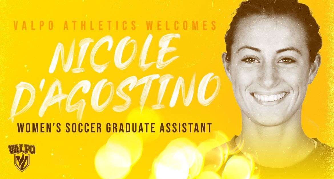 D'Agostino Joins Women's Soccer Staff as Graduate Assistant