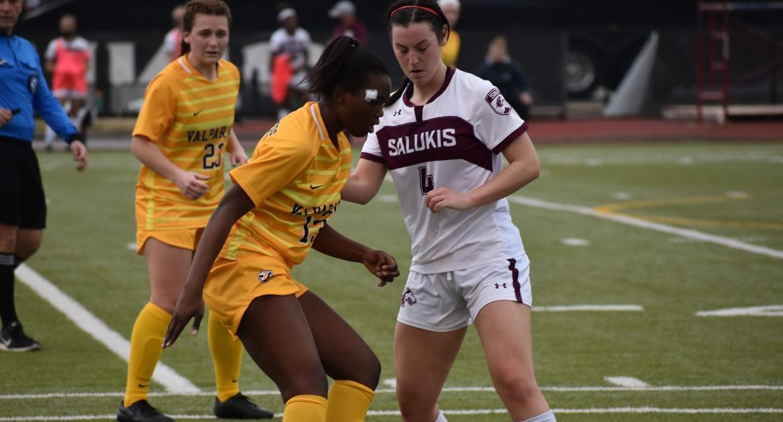 Women's Soccer Opens MVC Slate With Scoreless Draw at SIU