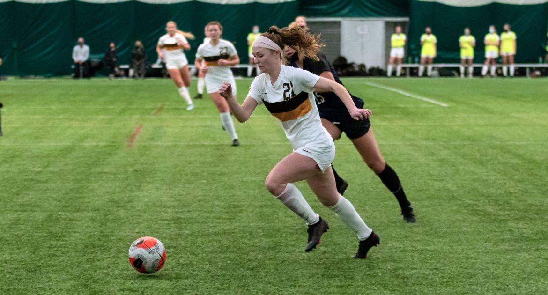 Women's Soccer Returns to Brown Field This Week