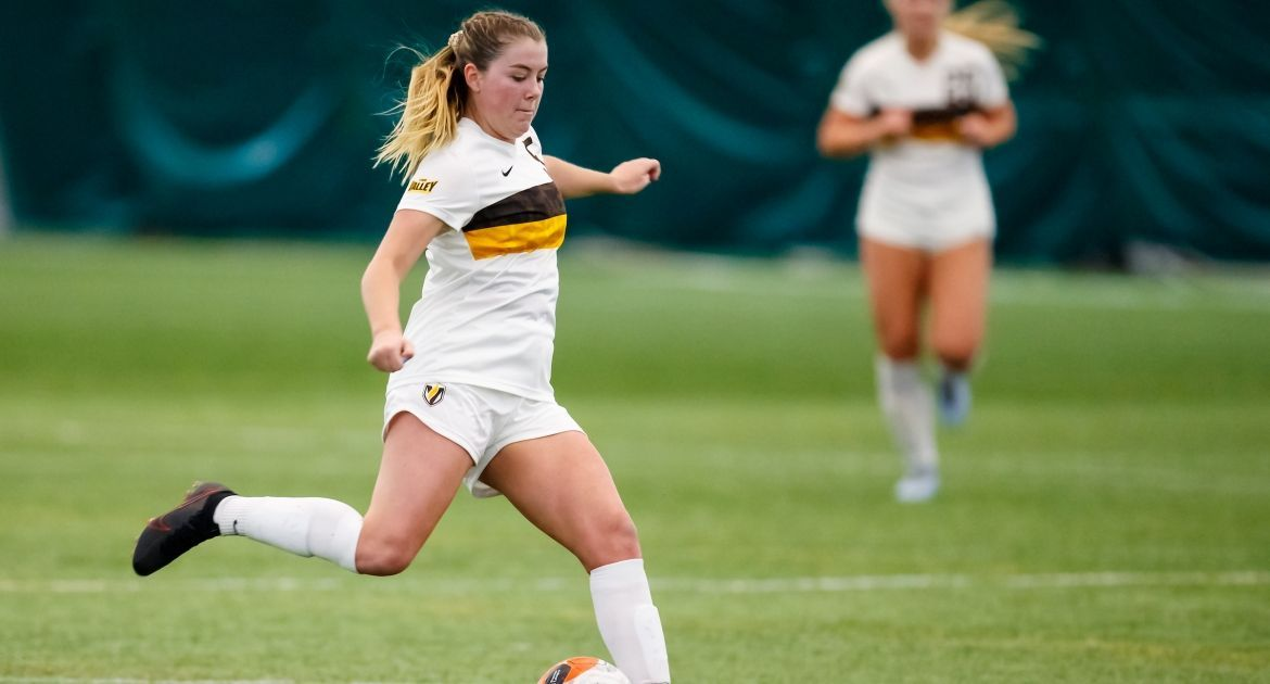 Women's Soccer Hits Road For Pair of MVC Matches