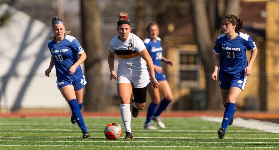 Soccer Secures Home MVC Championship Match with Win in Regular Season Finale