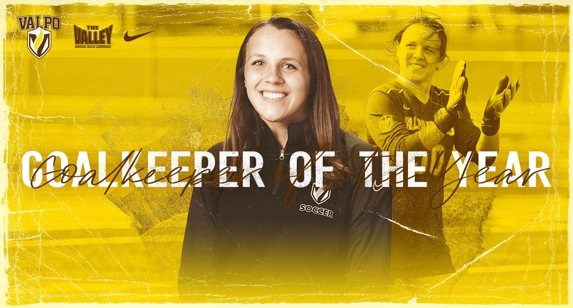 Coryell Named MVC Goalkeeper of the Year; Four Players Earn Postseason Recognition