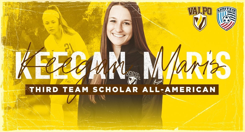Keegan Maris Named Third Team Scholar All-American