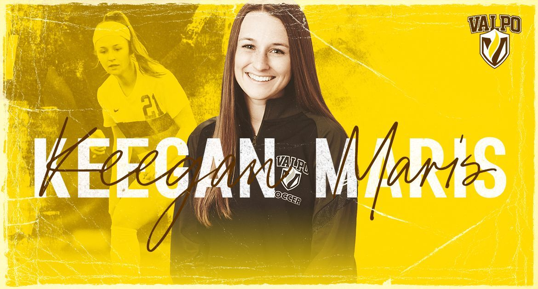 Keegan Maris Receives Academic All-District Honor