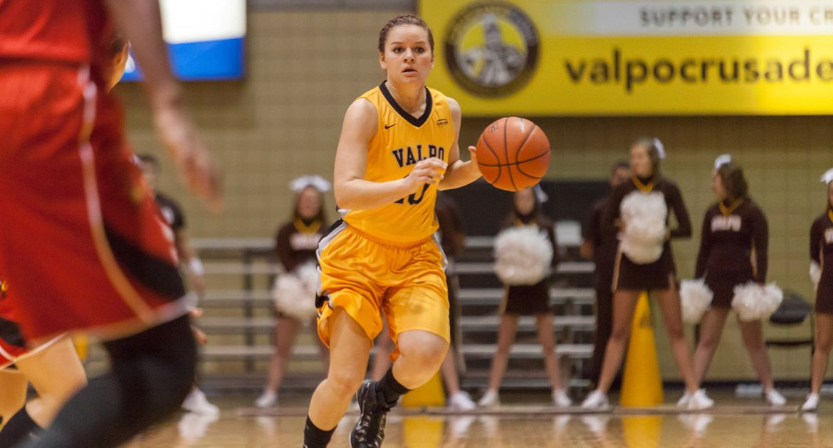 Crusaders and Cougars Tangle Saturday in Edwardsville