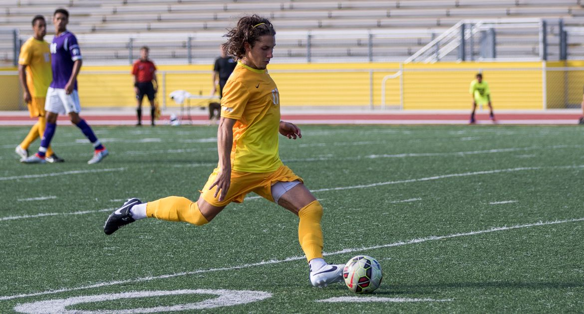 Men's Soccer Opens Home Campaign With Victory