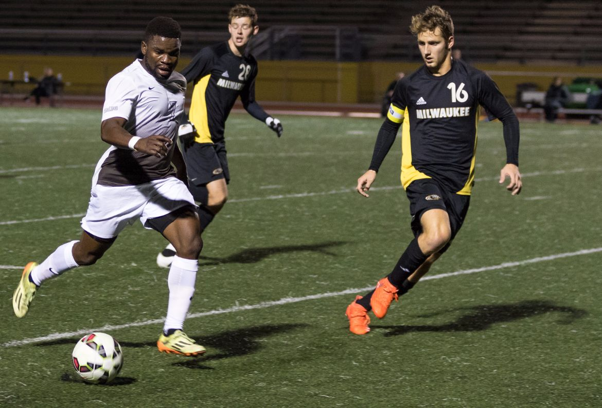 Crusaders, Panthers Play to Draw