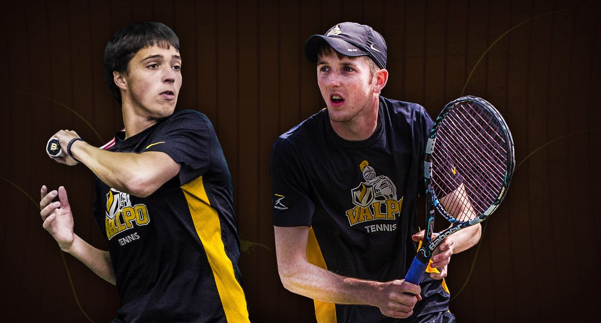 Schorsch/Emhardt Go Toe-to-Toe with #5 Doubles Team in Country
