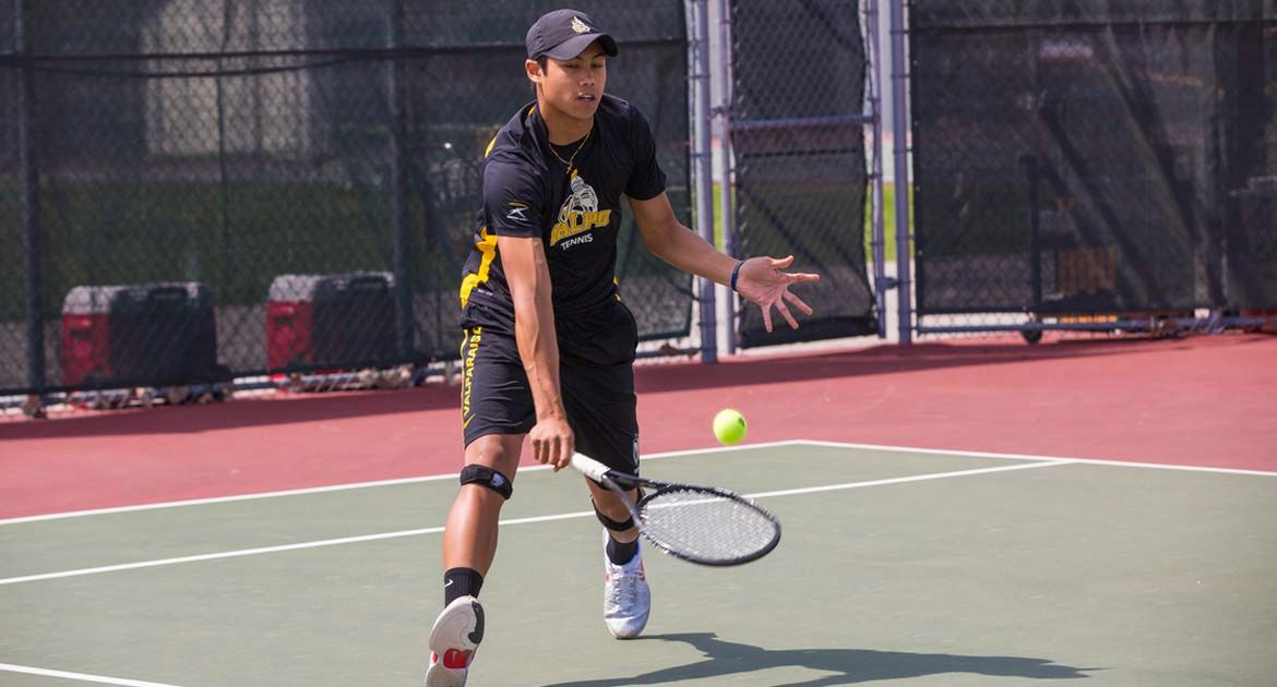 Bacalla, Schorsch Collect First Round Wins in Opening Day of ITA All-American Championships