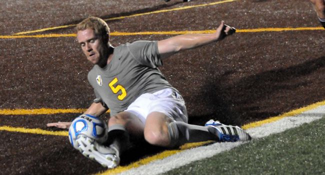 Crusader Men Drop 1-0 Decision in Non-League Action at WIU