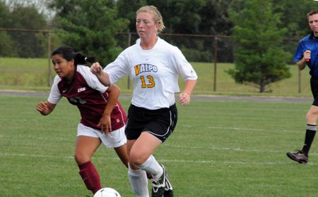 Valpo Earns First League Victory, Tops Butler
