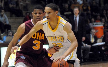 Valpo Season Ends With Loss in CIT to Iona