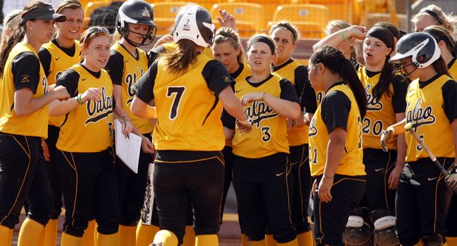 Softball Sees Sunday Game Washed Out