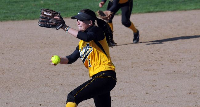 McGee Named Horizon League Pitcher of the Week