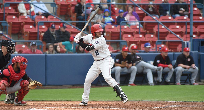 Texas Rangers Farmhand Scott Kapers Stays Sharp in USPBL