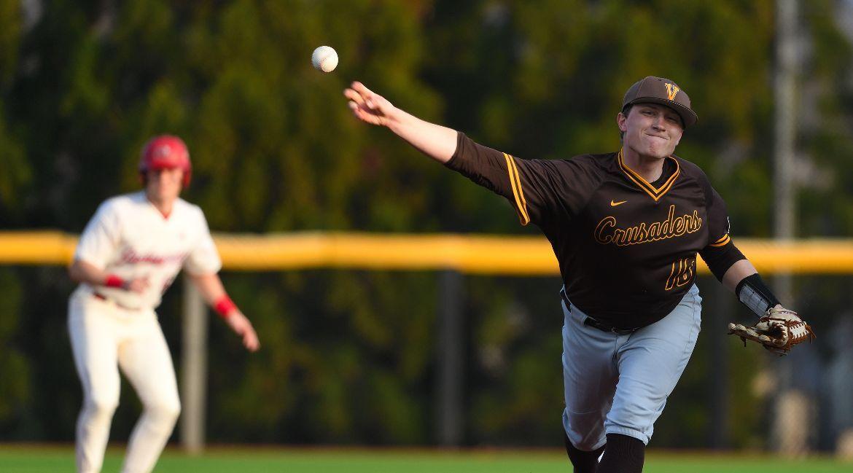 Drudge Homer, Rhodehouse Start Highlight Series-Opening Setback