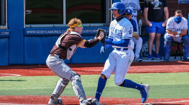 Baseball Drops Opener at Nationally-Ranked Indiana State