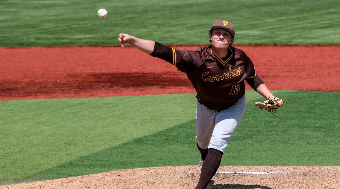 Pitching Prowess Propels Valpo Past Bradley in Doubleheader Nightcap