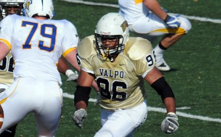Valpo's Rundh Named to FCS Academic All-Star Team