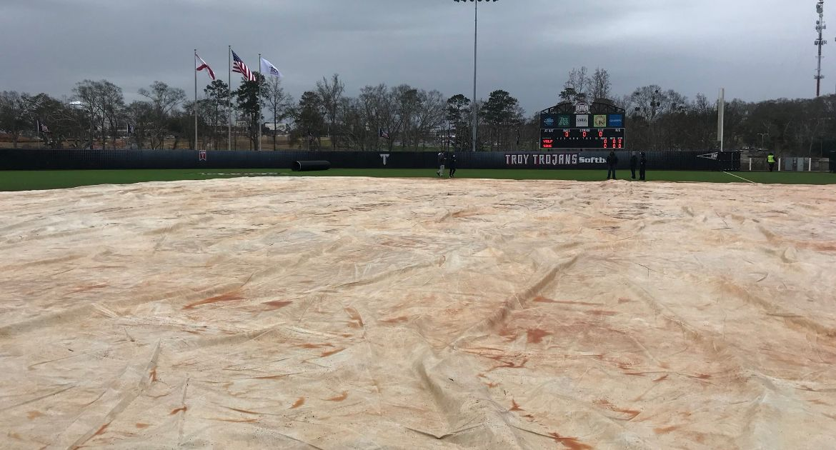 Crusaders' Finale at Troy Rained Out