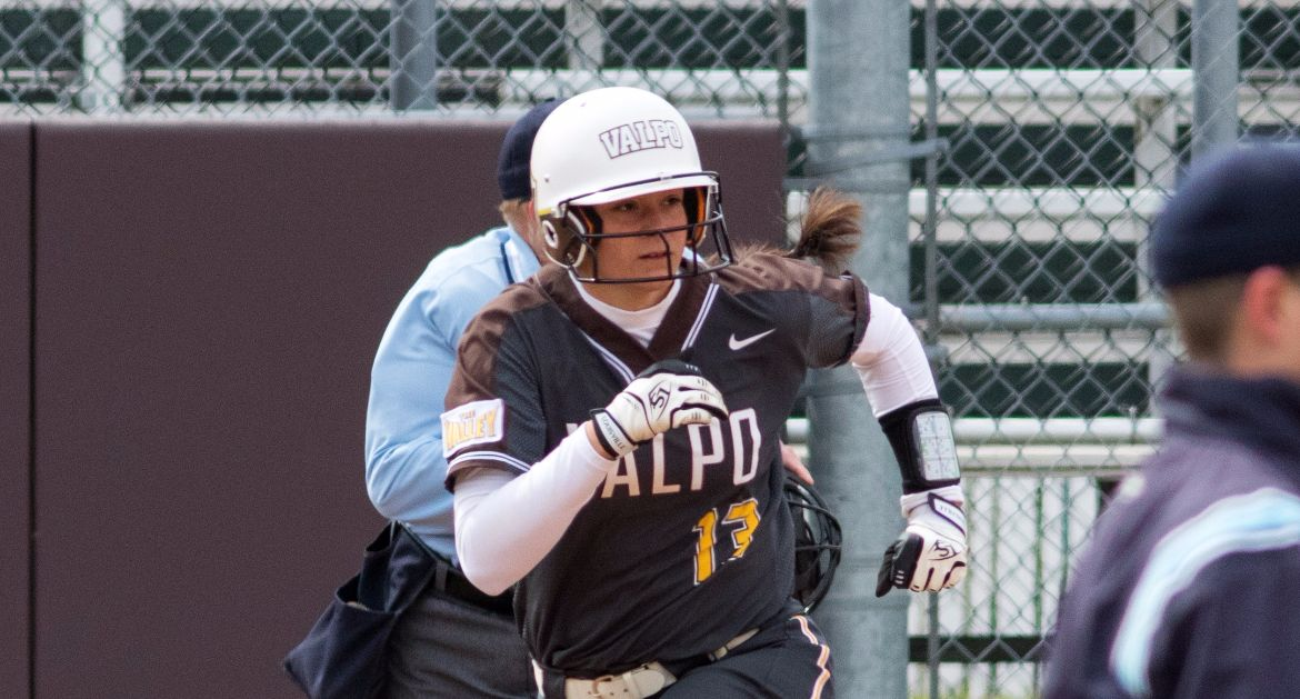 Anderson Homers, Packard Tosses Shutout As Crusaders Complete Sweep