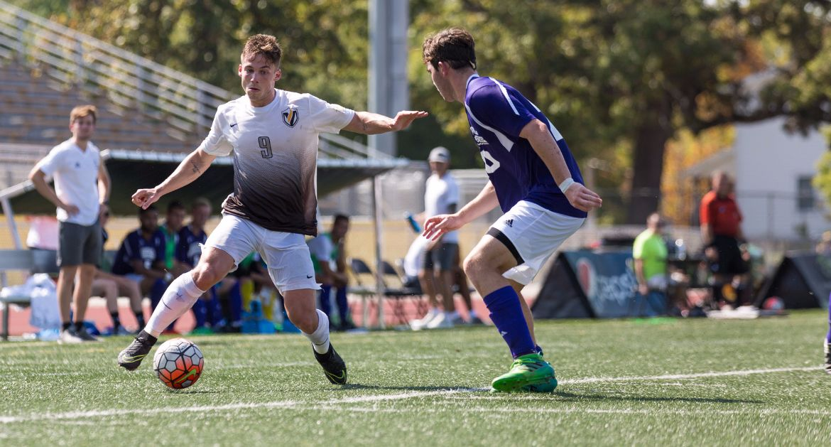 On The Road Again: Men's Soccer Travels to Missouri State, Northern Illinois