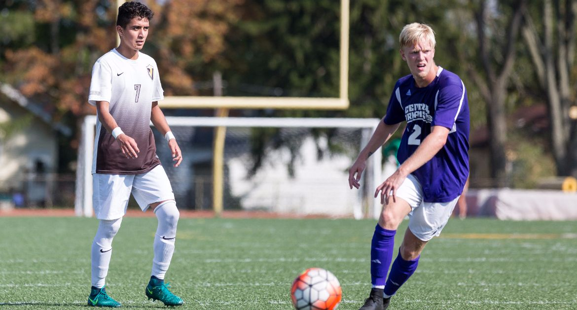 Men's Soccer Holds Off Northern Illinois for Road Win
