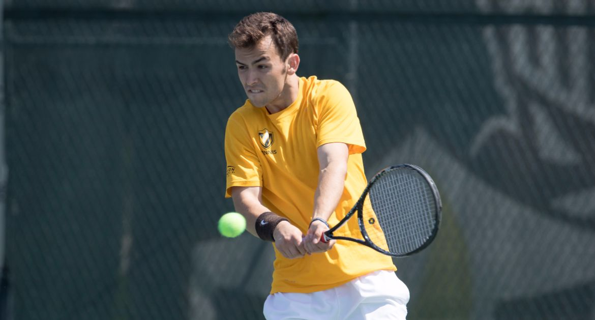 Dunn Notches Two Wins in Singles Qualifying at ITA Midwest Regional