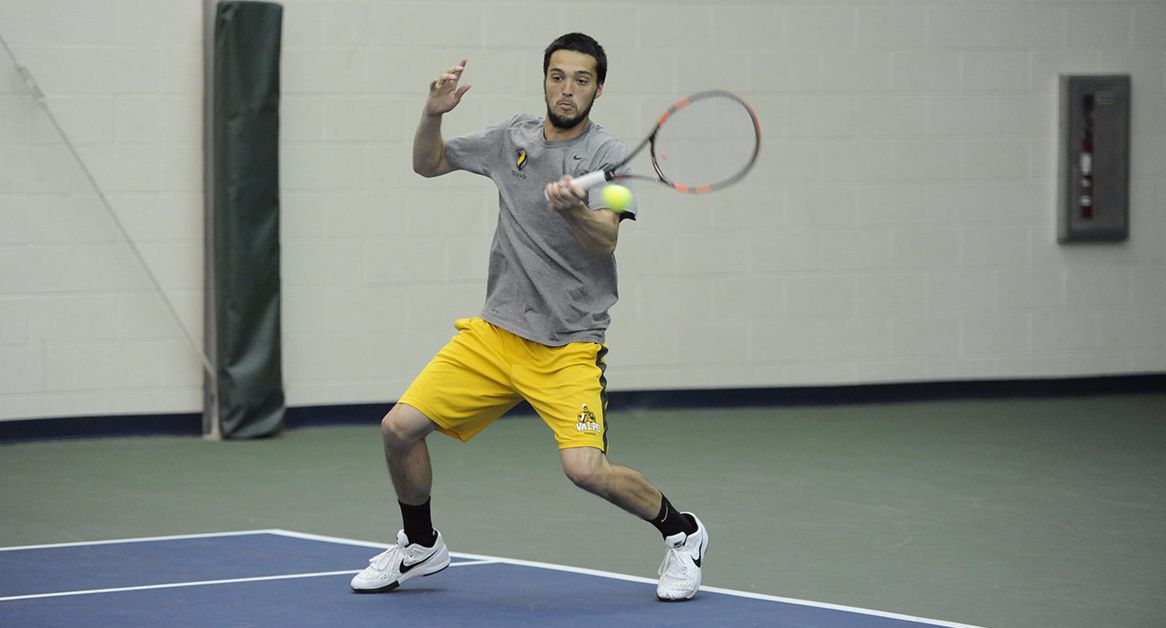 Schorsch Competes at Oracle ITA Masters, Crusaders Begin Fall Invite