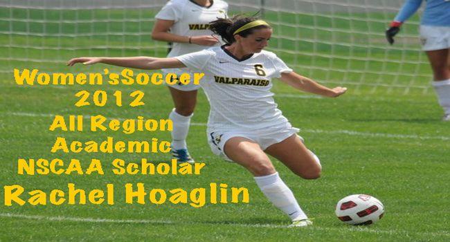 Valpo's Hoaglin Earns Academic All-Region Honors