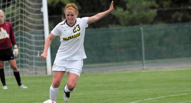 Valpo Set for Two League Matches