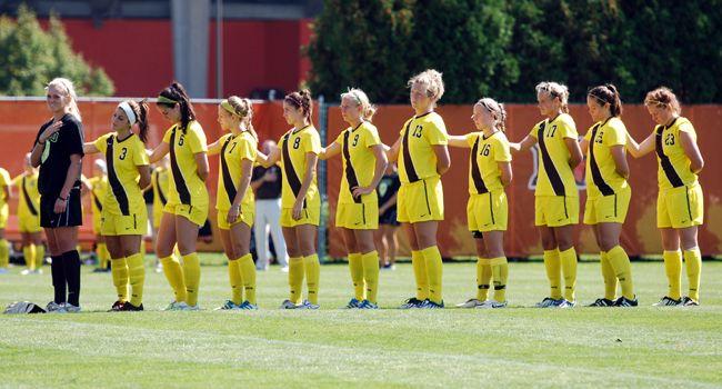 2012 Valpo Women's Soccer Schedule Set