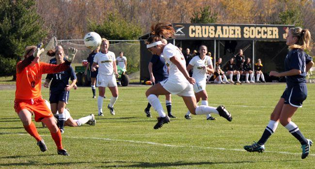 Penalty Kicks Push Butler Past Valpo in Horizon League Tournament