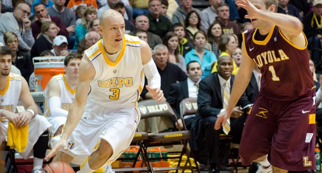Valpo Men Return Home to Face Wright State