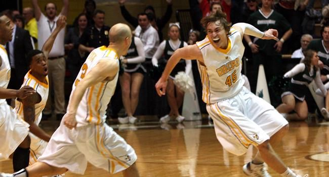 Broekhoff Buzzer-Beater Sends Valpo Into Horizon League Title Game