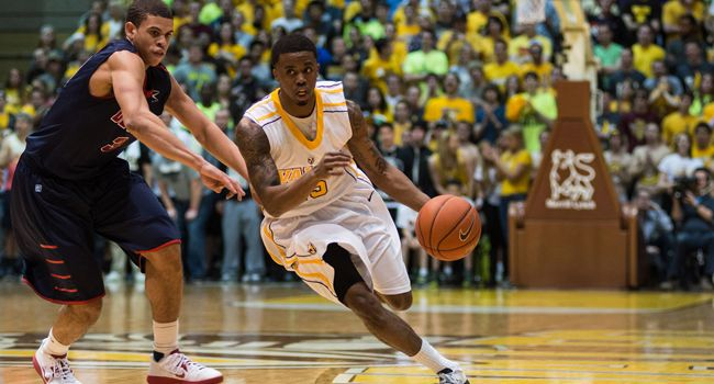 Valpo Hosts Eastern Kentucky in BracketBusters Action