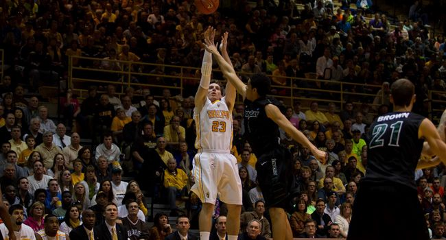 Crusaders Prepare For Tuesday Title Showdown With Wright State