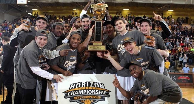 Valparaiso Men's Basketball - Back to the Dance After Winning HL Tournament