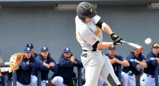 Baseball Drops a Pair at WSU Friday