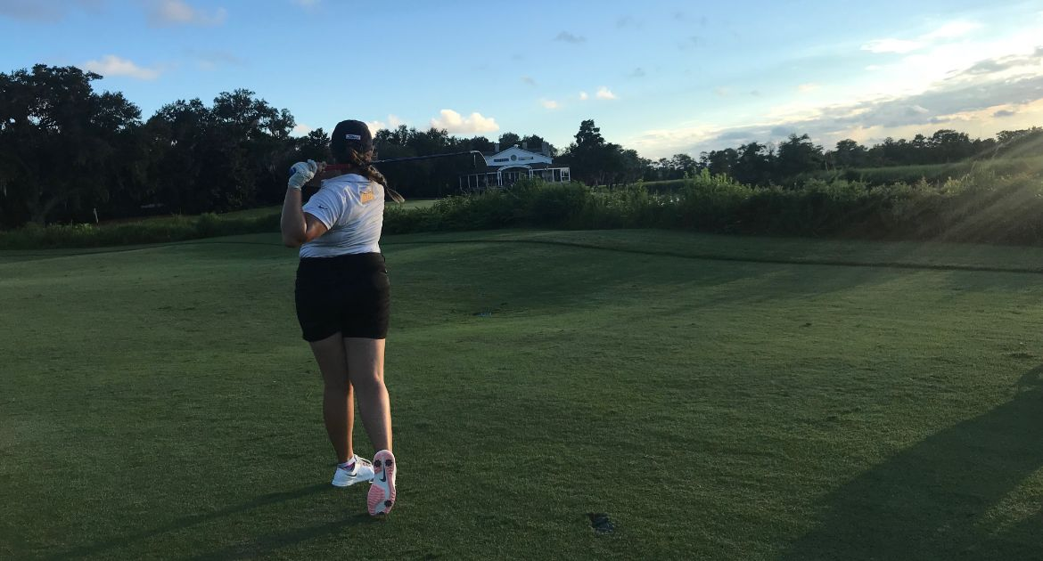 Women's Golf Opens Season with First Round at Golfweek