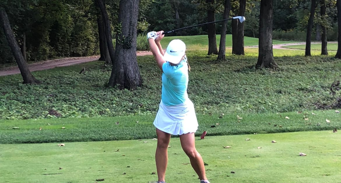 Krueger Paces Valpo on Day 1 at Loyola