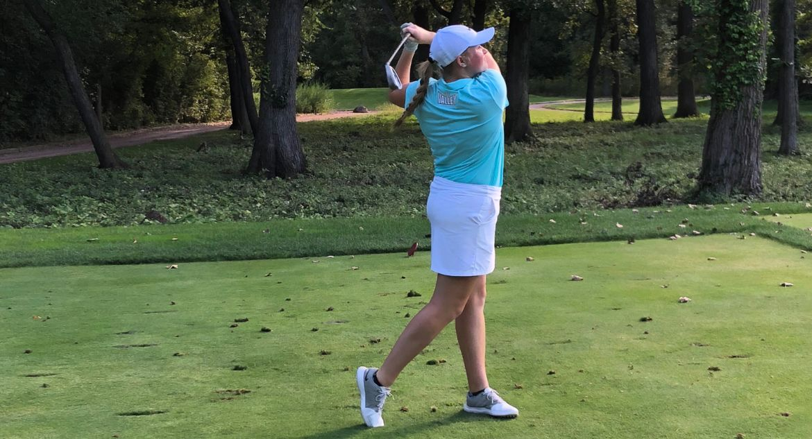 Schier Hole-in-One Highlights Final Day of MVC Fall Preview