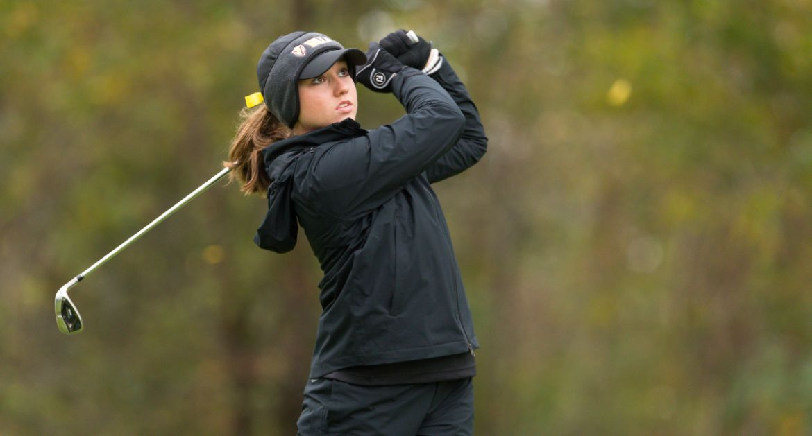 Valpo Improves by Seven Strokes on Second Day at Dayton