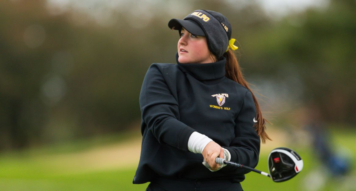 Women's Golf Finishes Out Motor City Cup