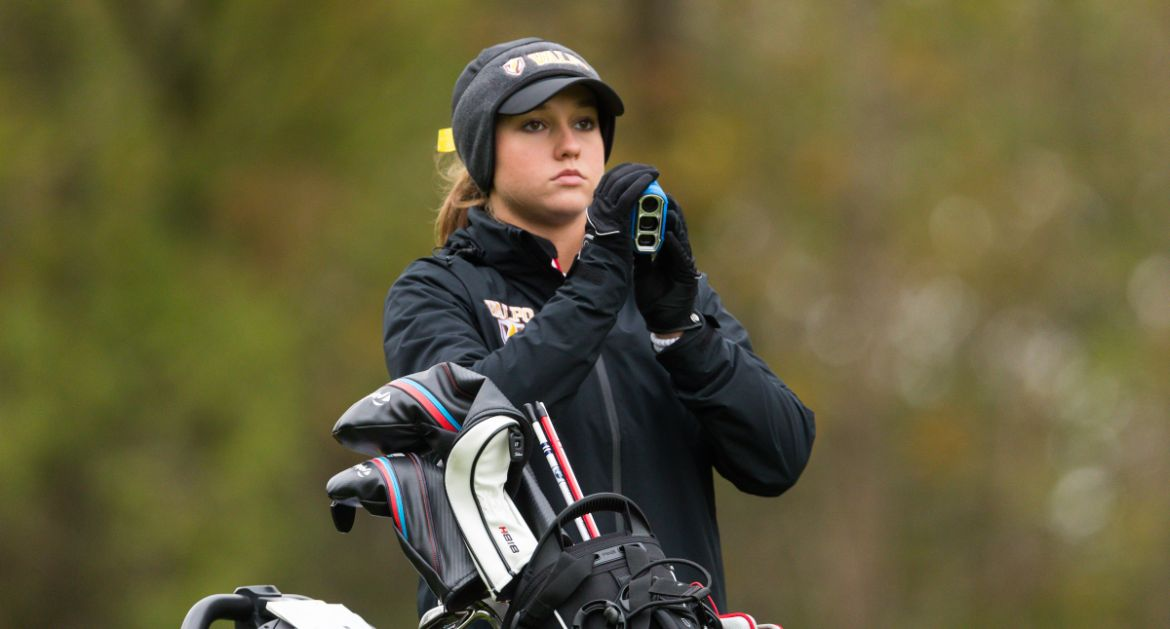 Women's Golf Tops Loyola in Match Play to Start Spring