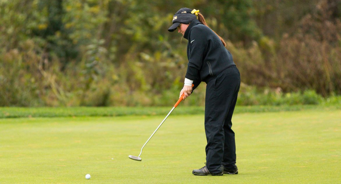 Women's Golf Hosts Day 1 of MVC Championship