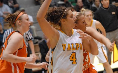 Valpo Falls to La Salle in First Round of Christmas City Classic