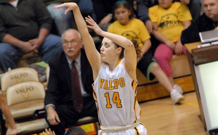 Valpo Struggles on Road Falling at UIC